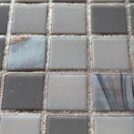 Joint gris pailleté