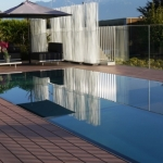 Spa d bordement en inox for Piscine miroir en kit