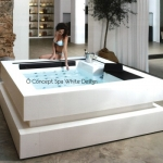 Spa White Design