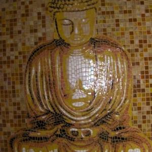 Hammam ZEN avec Bouddha