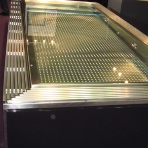Piscine int rieur en inox concept for Construction piscine inox