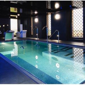 Spa de nage élégant