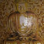 Décor hammam Bouddha